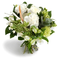 Boquet mix blanco